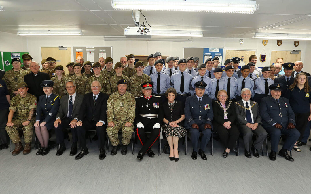 All attendees present who enjoyed the ceremony.(c) Stewart Turkington.