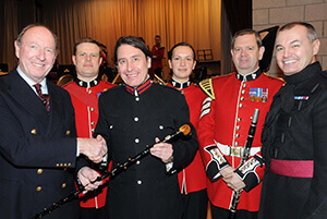 Concert in aid of ABF The Soldiers Charity