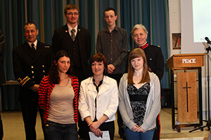 Duke of Edinburgh Award winners