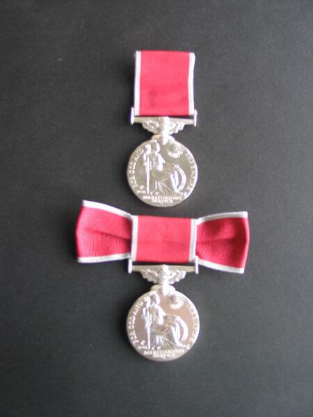 British Empire Medal Ceremony, 8th October, 2019