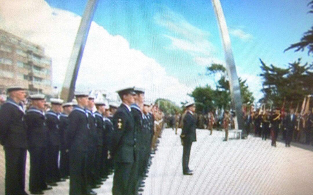 Memorial Arch, Folkestone.