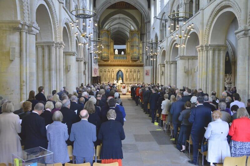 Lord-Lieutenant's Civic Service, 14th March, 2017