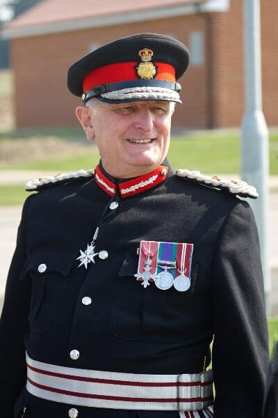 The Viscount De L'Isle CVO MBE