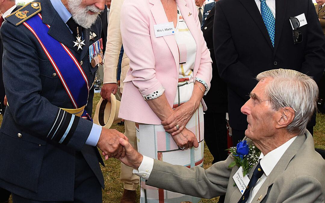Battle of Britain Memorial Day, Capel-le-Ferne, 1st July, 2018