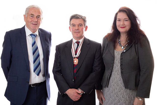 On behalf of our Chief Executive Ann Millington and Vice Chairman Mr Stuart Tranter, thank you for taking the time out of your busy schedule to present the Long Service and Good Conduct Medals at our Awards Ceremony on Tuesday. Please find attached a photo of yourself with Mr Tranter and Ann.