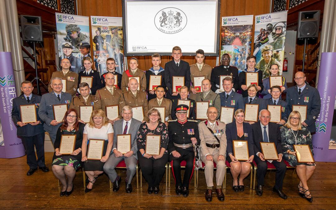 Lord-Lieutenant's SERFCA Awards Ceremony, 25th September 2018