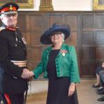 Mrs Joan Pantony BEM