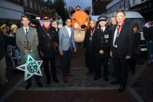 Local dignitaries enjoying the occasion. All images (c) Kent Equality Cohesion Council.