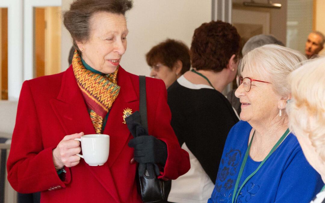 HRH Princess Royal's Visit to Tenterden, 12th February 2020