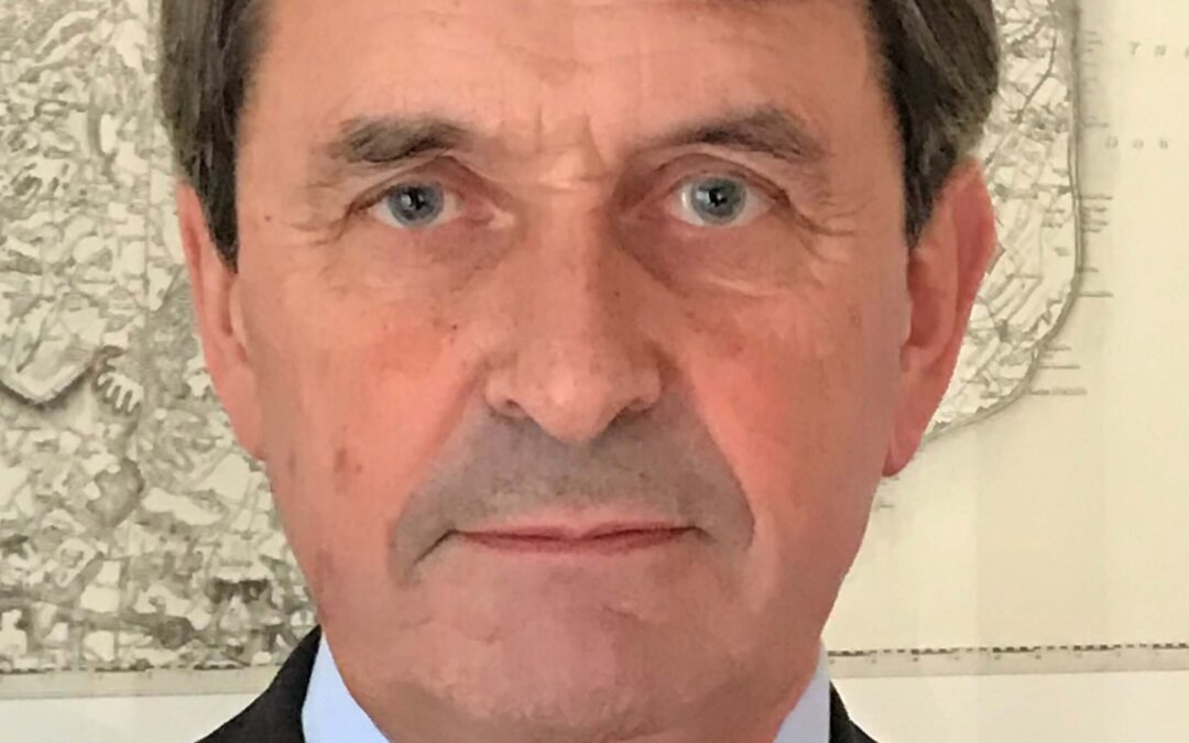 Appointment of new Vice Lord-Lieutenant of Kent