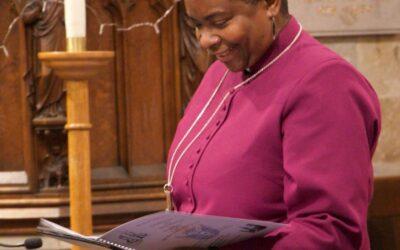 Installation of Reverend Rachel Robertson