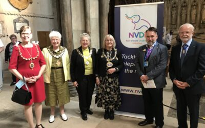Launch of Medway's Non-Visible Disability Initiative