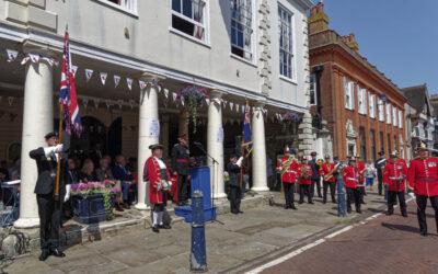 RBL Centenary Celebration, Hythe and Saltwood