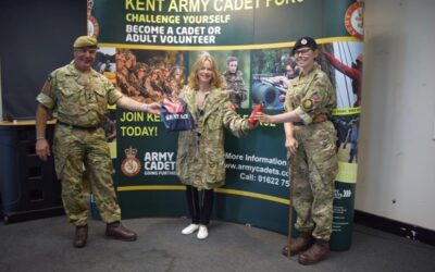 Kent Army Cadet Force Annual Camp