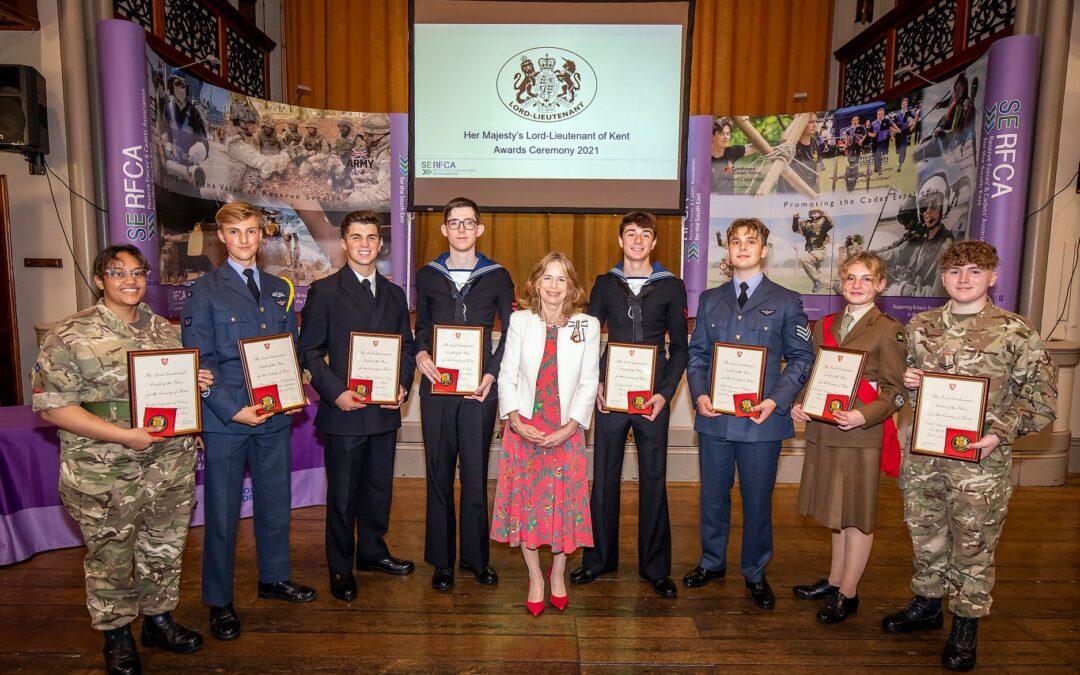 SERFCA Lord-Lieutenant's Awards Ceremony